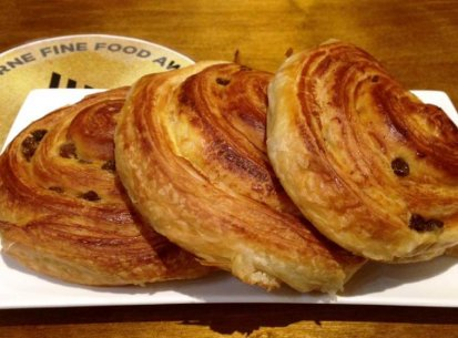 Pain aux raisins/Escargot